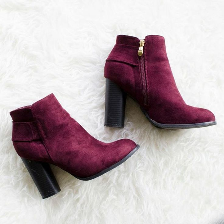 Johanna Cylinder Heel Ankle Boot by GuiltySoles | rue21