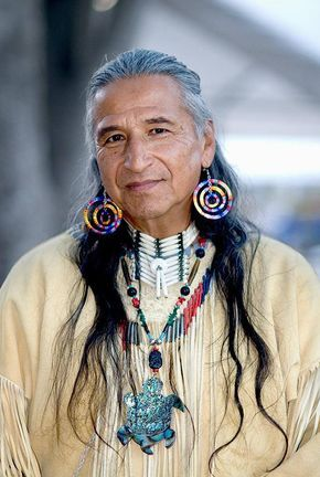 elder native american men - Google Search