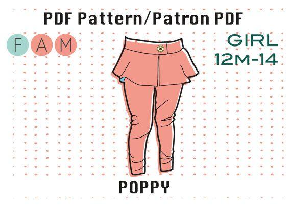 FILLES A MAMAN - Poppy
