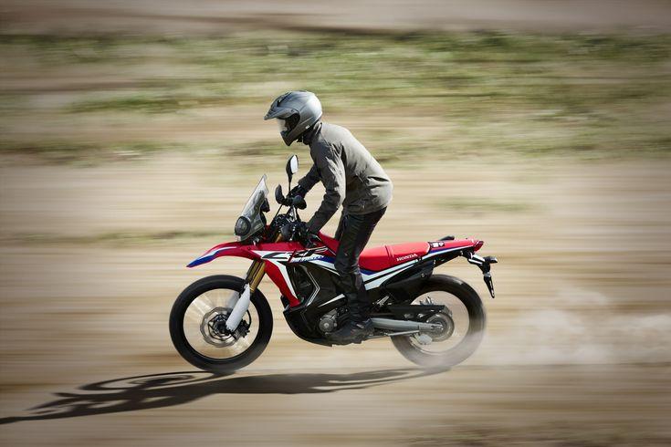 Honda CRF250 RALLY : Η Περιπέτεια του Σαββατοκύριακου!