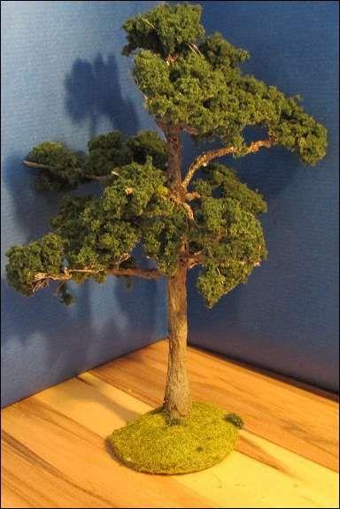 Modell Baum