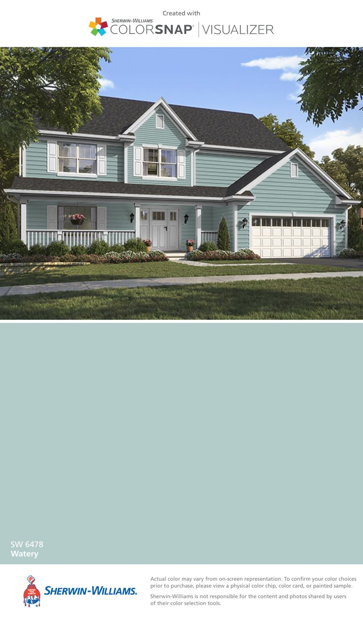 75 best images about sherwin williams colors on pinterest for Exterior house color visualizer free