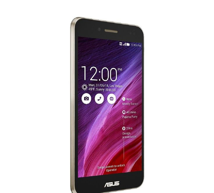 Image of Asus PadFone S PF500KL 16GB (Unlocked) - Black