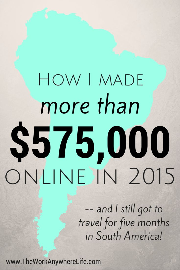 How this female entrepreneur made over $575,000 online in 2015 -- and hit $700,000 by mid February 2016.