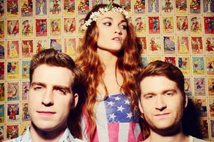 Exclusive Premiere! Listen to This Amazing New Song from MisterWives, the Soon-to-Be Reigning Indie Pop Band of 2014