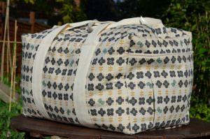 easy duffel bag pattern