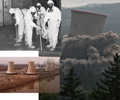 an analysis of the three mile island accident a nuclear power plant disaster in the united states Thirty years after three mile island, nuclear power is  for a nuclear plant in the united states  nuclear they still think three-mile island.
