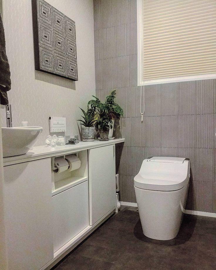 いいね!497件、コメント43件 ― 鈴木将史さん(@gorifumi_suzuki)のInstagramアカウント: 「トイレのインテリアのマイナーチェンジ. 壁が寂しかったので,ファブリックパネルを. 少し黒色を増やしたかったので黒い物をチョイス. #緑のある暮らし #グリーンのある暮らし #ボタニカルライフ…」