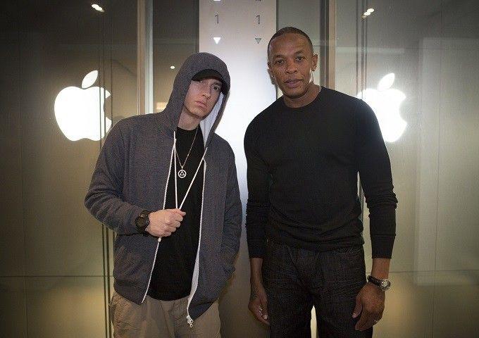 Beats 1'da İlk Konuk Eminem Olacak