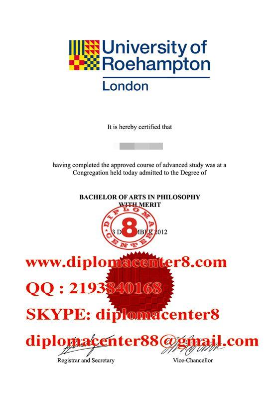 www.diplomacenter8.com buy University of Roehampton degree.. skype: diplomacenter8.com