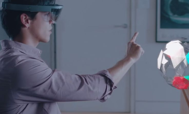Microsoft Looks To Academia To Usher In Next Wave Of Holographic Computing With Research Proposal Program | TechCrunch