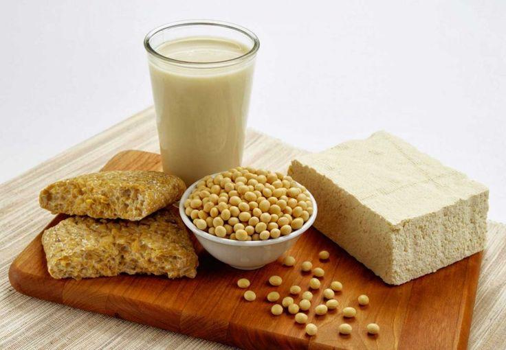 10 Erection Killing Foods - Soy
