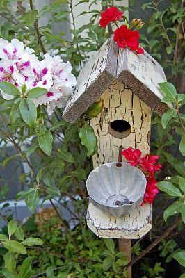913 Best Birdhouses Images On Pinterest
