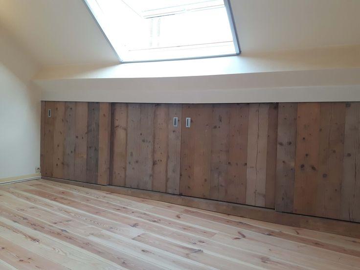 Maatkast steigerhout - Timber Projects