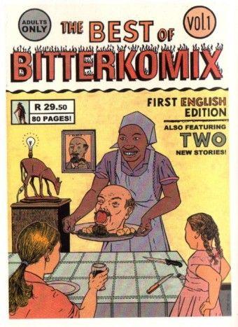 Anton Kannemeyer   du9, l'autre bande dessinée