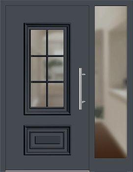 Haustüren mit breitem seitenteil  Die 25+ besten Haustür mit seitenteil Ideen auf Pinterest ...
