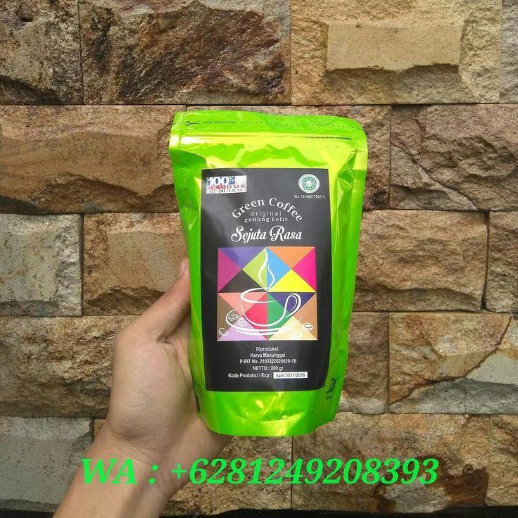 Si Hijau....!!! Yang Bermasalah dgn lemak, Diubah Jadi Langsing....Sing...Sing Deh...!!! Untuk Konsultasi diet dan info pemesanan Green Coffee,  Fast Respon hubungi WhatsApp kami ☎ +6281249208393 BBM : D9D18D2D Line : kopisejutarasa IG : kopisejutarasa  #green #greencoffee #indonesia #indonesian #indonesiajuara #indonesianfood #shopping #shop #girl #womens #onlineshopping #onlineshopph #olshop #olshopid #olshopsby #olshopterpercaya #olshopmurah #olshopindo #olshopind #olshopjkta #dietsehat