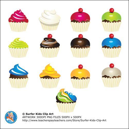 13 Yummie Cupcakes