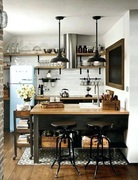 Modern Industrial Kitchen Design Inspiration Kitchen Remodel