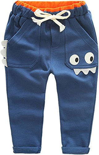 Fiream Boys Cotton Cartoon Eye Drawstring Trousers Sweatp... https://www.amazon.com/dp/B01B2BXONK/ref=cm_sw_r_pi_dp_tPAJxb9XN56VB