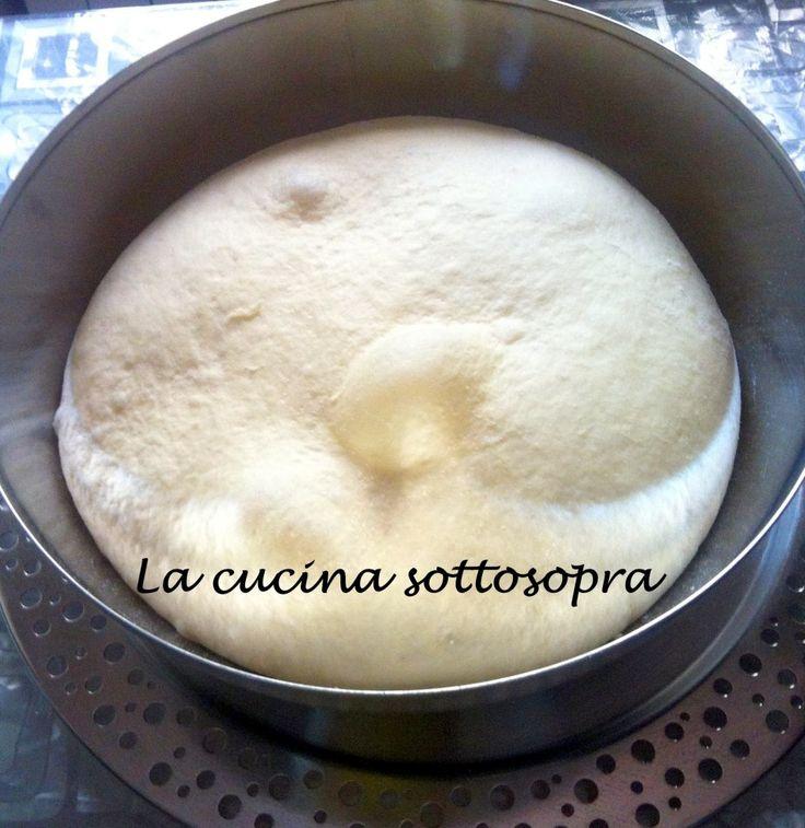 Impasto base bimby per pizza focaccia epanzerotti