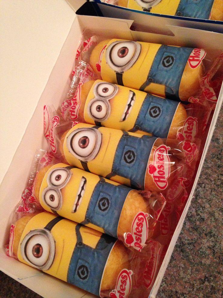 Birthday Treats for School :)