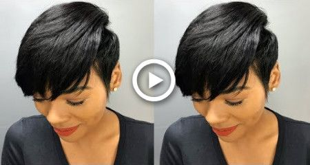 Greatest Quick Lower Hairstyles for Black Ladies || Quick Haircut Concepts for Black Ladies ||