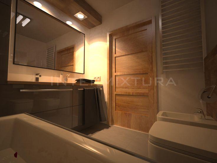 Łazienka nowoczesna. Pozostałe wizualizacje na stronie internetowej