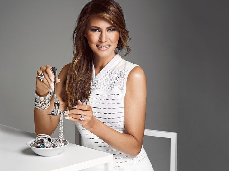 Melania Trump's exclusive GQ interview: Donald Trump's wife talks Slovenia, her father Viktor Knavs, and whether or not she's had plastic surgery
