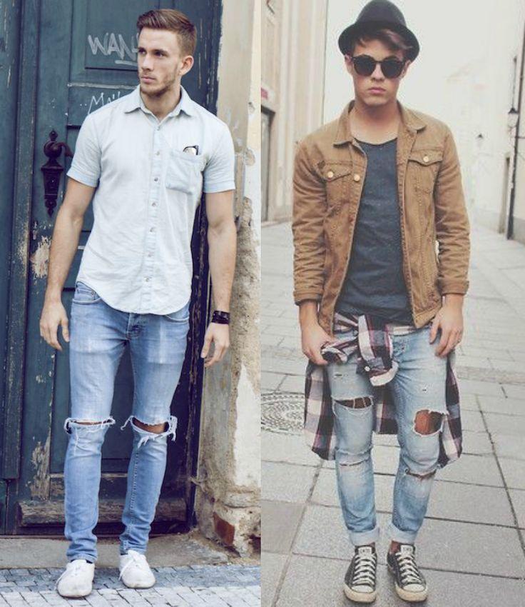 moda | moda masculina | moda para homens | calça jeans masculinas | calças para…