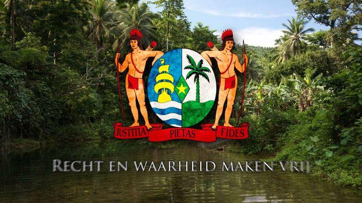 "National Anthem of Suriname - ""God zij met ons Suriname"""