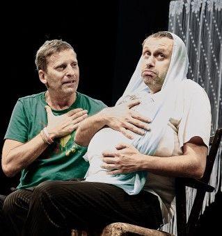 DK AKORD | Program Kurzy | Kalendář akcí | Divadla | MESIÁŠ - Divadlo Verze