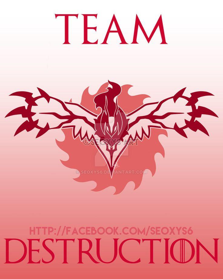 Team Destruction by Seoxys6