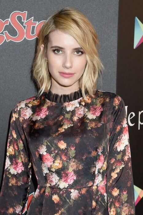 Emma Roberts at Rolling Stone and Google Play Event during 2015 Grammy Week in Los Angeles