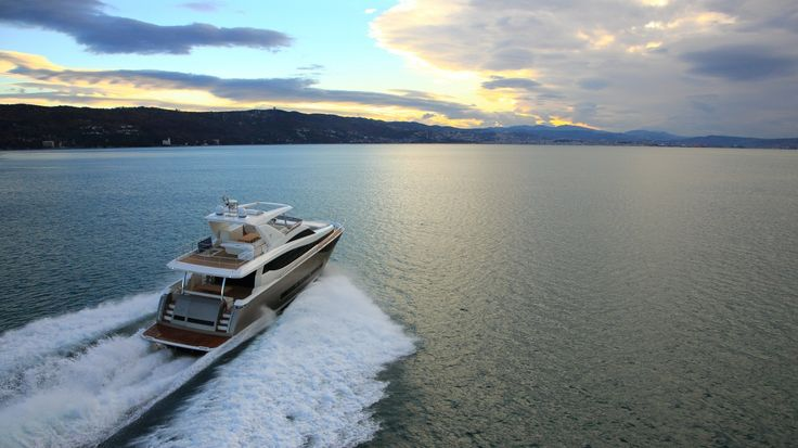 Prestige Yachts is dedicated to providing more in a motoryacht, more style, more design, but requiring less horsepower to take you there.