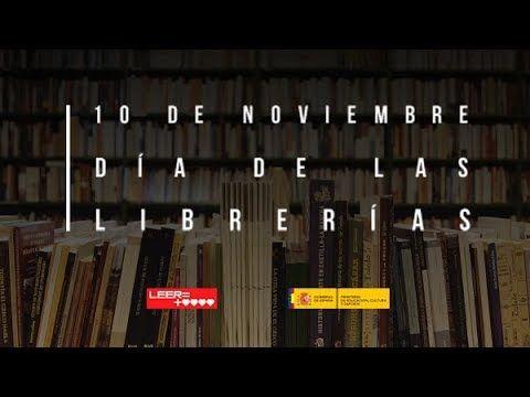 """Periodico Digital de Málaga y Provincia   – Mañana viernes 10 de noviembre se celebrará la séptima edición del """"Día de las Librerías"""""""