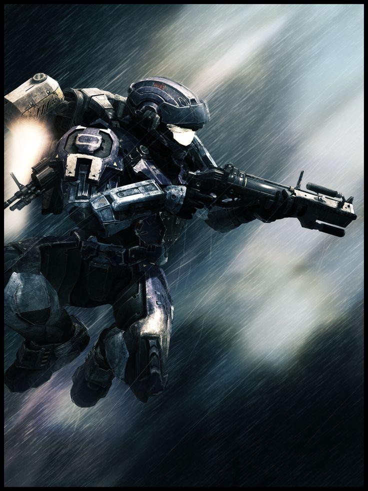 Halo Reach MP 3 by newguy2445 on deviantART