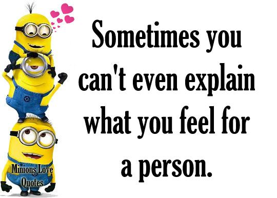 High Quality Minions Love Quotes
