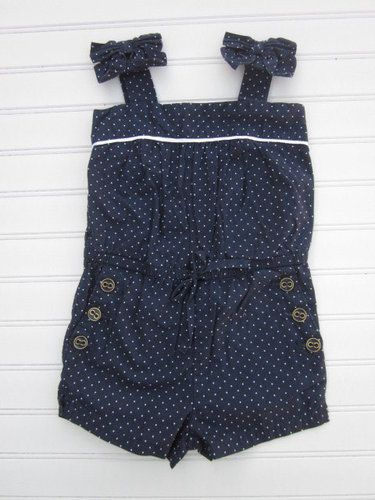 Baby Gap Romper i want a girllll