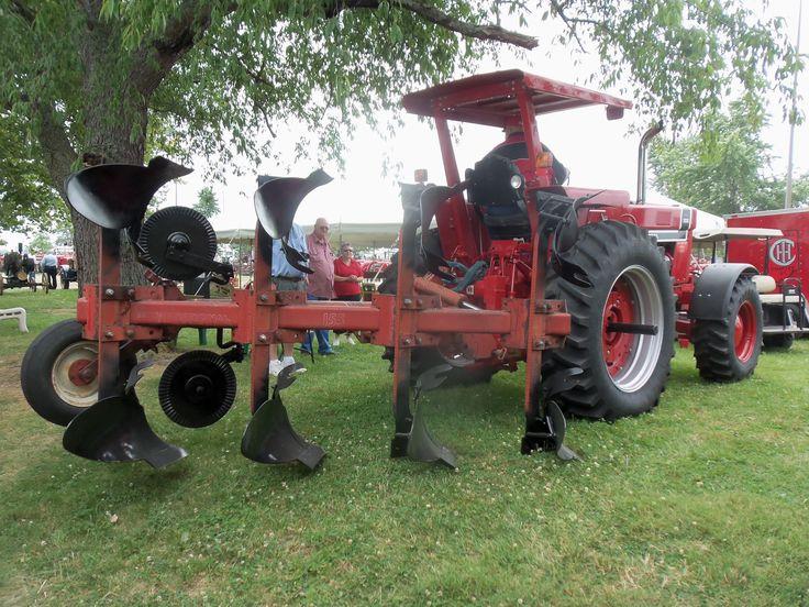 E Deb Eed Bd D C International Harvester Tractors