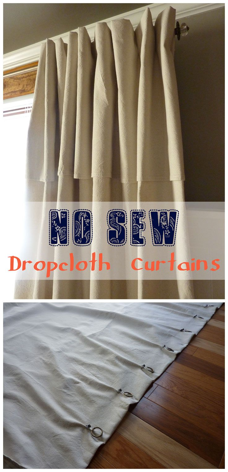 1000 Ideas About Curtain Clips On Pinterest Hang Curtains Curtains And Easy Curtains