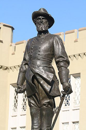 "Stonewall Jackson...""you may be whatever you resolve to be""  great man, great leader"