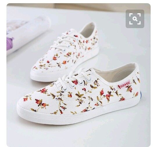 White woh floralzz...
