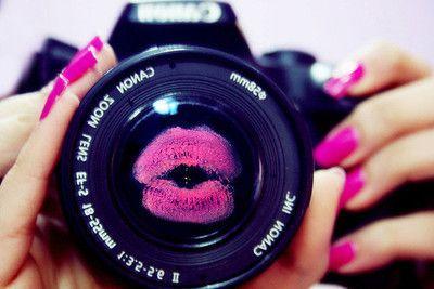 @Christina Barrow {Emerald Coast Images}: A Kiss, Makeup Tips, Pucker Up, Inspiration Pictures, Pink Lips, Camera Lens, Hot Pink, Pretty Pink Nails, Photo
