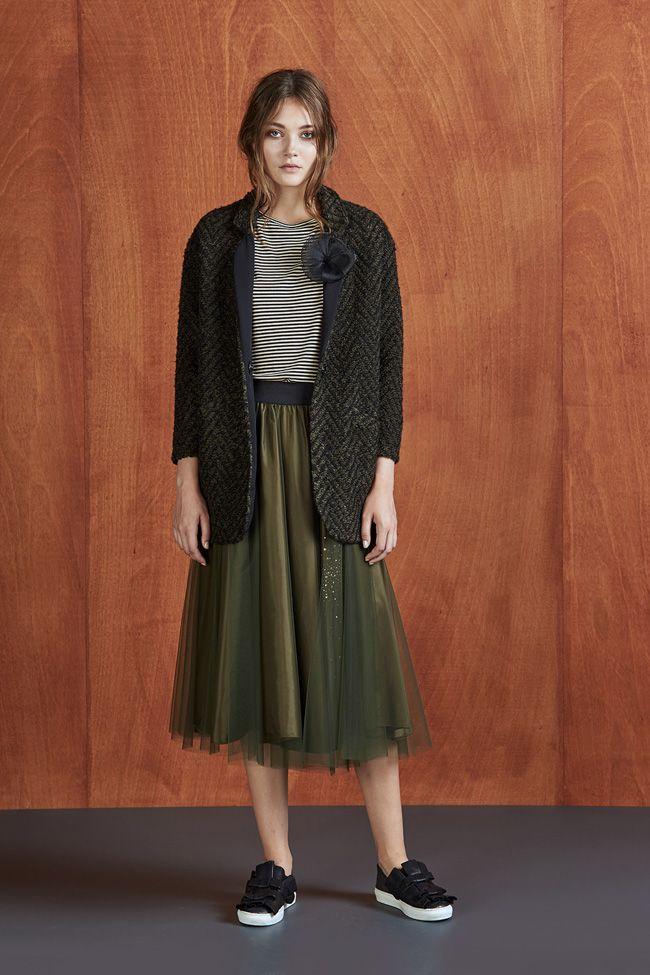 Fast Fashion Donna - Lookbook Autunno Inverno 2016/17 | Dixie gonna tulle