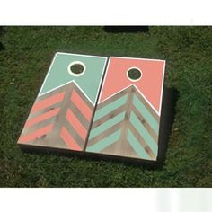 CS CORNHOLE • Basic Design