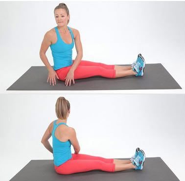 10 exercises to increase flexibility