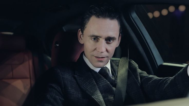 Business Associates with Tom Hiddleston | Jaguar USA <- OMGGGG! I LOVE THIS! GAHHH!