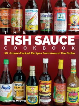 The Fish Sauce #Cookbook  Fifty recipes using fish sauce culled from today's most innovative chefs and food personalities from around the globe include: Shrimp Toast with Nuom Choc from Kevin Luzande Acabar; Spiced Lacquered Duck Breasts from Andrew Zimmerman; Crispy Farmer's Market Vegetables with Caramelized Fish Sauce from Chris Shepherd; Caramel Miso Glaze from Monica Pope; and Hamachi Tostadas with Fish Sauce Vinaigrette from Jon Shook and Vinny Dotolo.