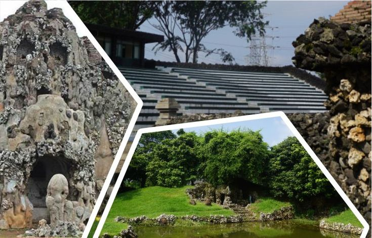 Wisata Gua Sunyaragi: art, mitos dan sinkretsime budaya dunia